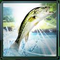 Gone Fishing Live Wallpaper! logo