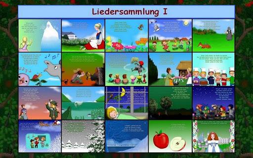 Kinderlieder Sammlung I