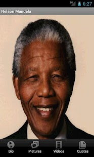 Nelson Mandela - screenshot thumbnail