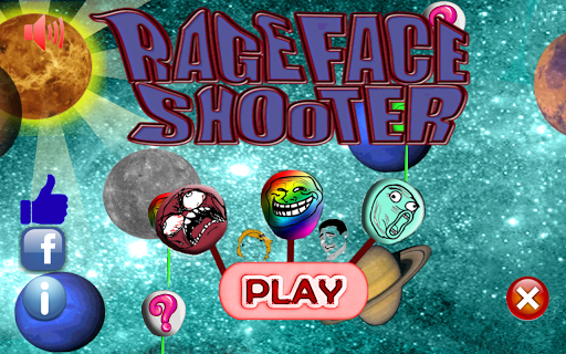 Rage Face Shooter