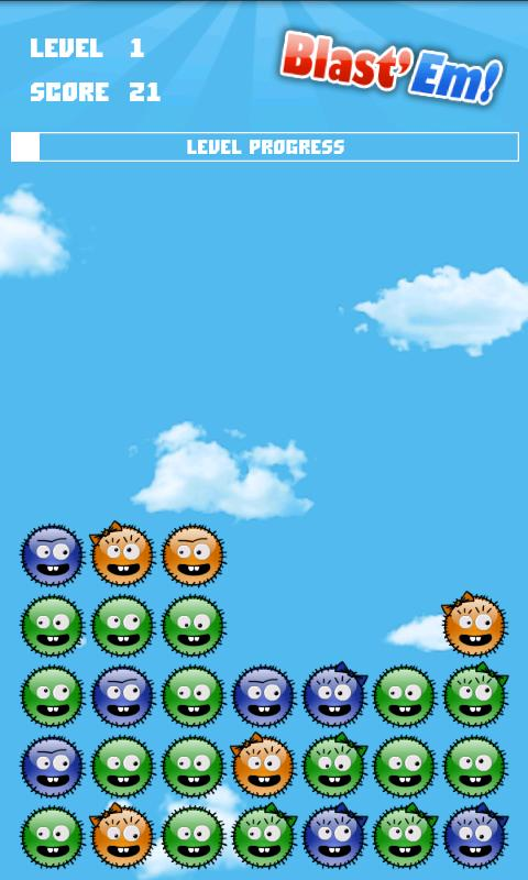 Cheepers- screenshot
