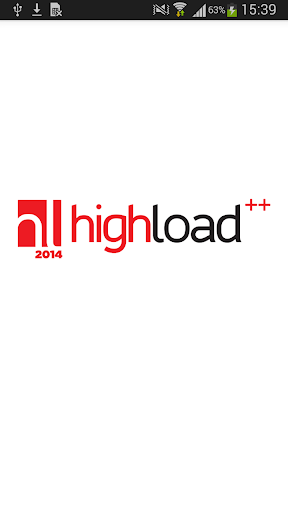 HighLoad++ 2014