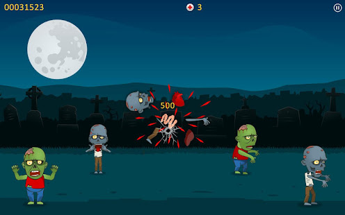 Zombie Blood – Tap Tap Shooter 2
