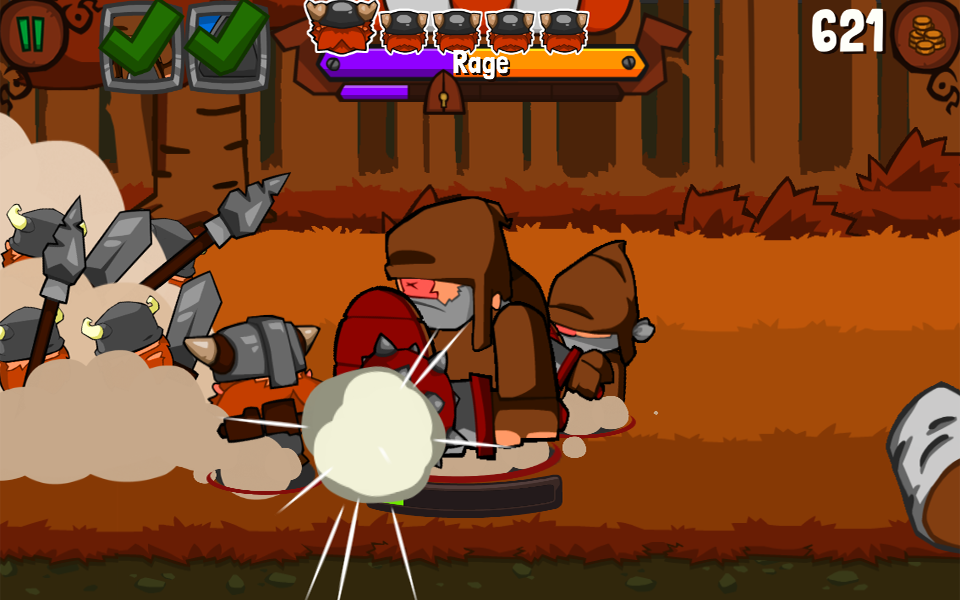 Smash'n'Bash screenshot #1