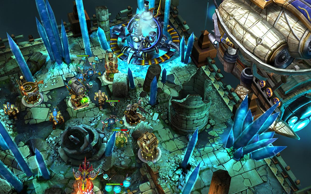 Defenders: TD Origins screenshot #16