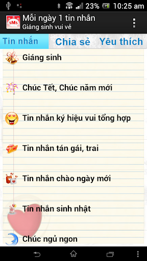 SMS tin nhắn năm mới 2015