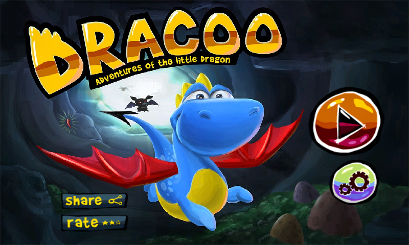 Dracoo the Dragon Full - screenshot