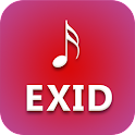 Lyrics for EXID icon