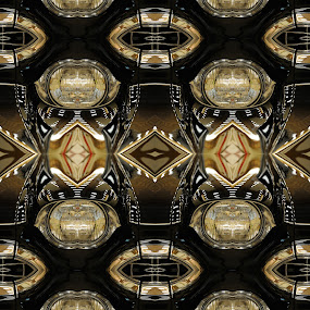 by Joan Blease - Abstract Patterns