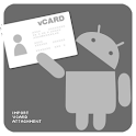 Import vCard Attachment DEMO logo