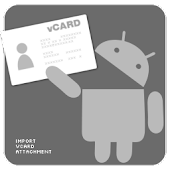Import vCard Attachment DEMO