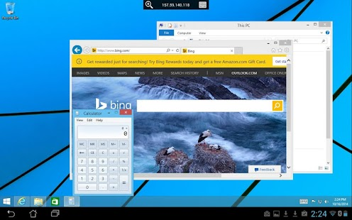Microsoft Remote Desktop Beta Screenshot 18