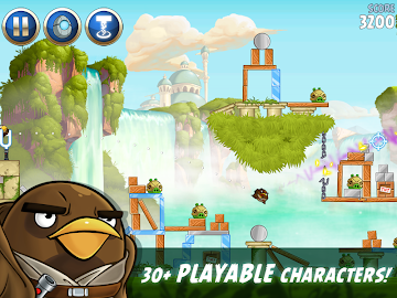 Angry Birds Star Wars II Free Screenshot 3