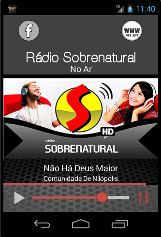 Rádio Sobrenatural FM