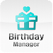 Birthday Manager Icon