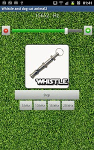 Dog Whistle PRO screenshot 1