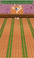 Screenshot of 3D Bowling (Full Scale)