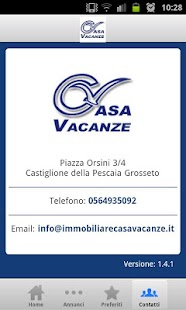 Immobiliare Casa Vacanze - screenshot thumbnail