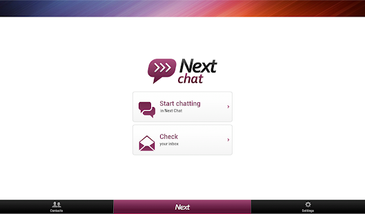 Next Chat Anonymous Dating - screenshot thumbnail