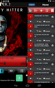 DJ Lobo- screenshot thumbnail