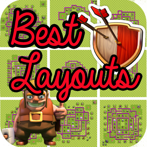 Layouts Clash Of Clans