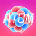 Atomic Nucleus 3d Free icon