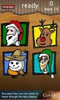 Screenshot of Santa Game: Simon Says