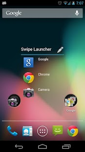 Swipe Launcher - screenshot thumbnail