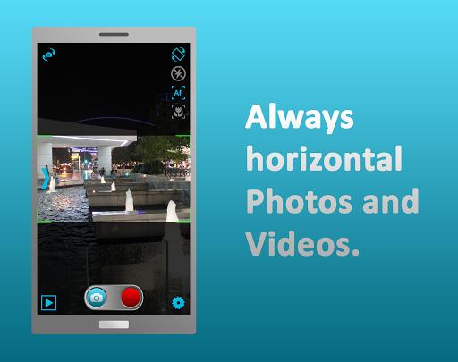 HoriCam - Horizontal camera