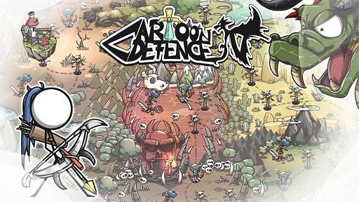 Cartoon Defense 4 1.1.7 screenshots 1