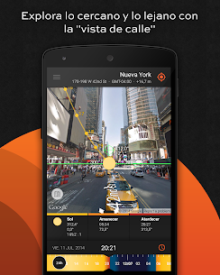 Sun Surveyor (Sol y la Luna) v2.4.7 APK 4