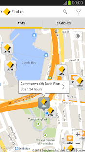 CommBank - screenshot thumbnail