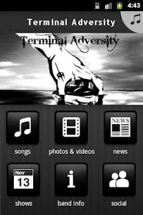 Terminal Adversity - screenshot thumbnail