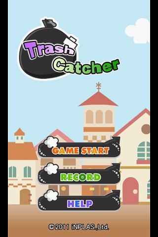 Trash Catcher - screenshot