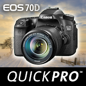 Canon 70D by QuickPro