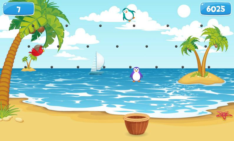 Dizzy Penguins- screenshot