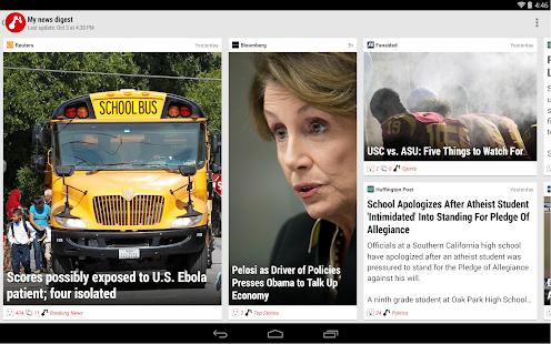 News Republic – Breaking news Screenshot 23