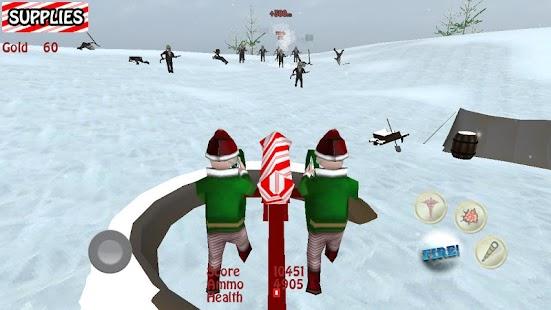 聖誕老人大戰殭屍