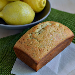 Lemon Chia Quick Bread Recipe