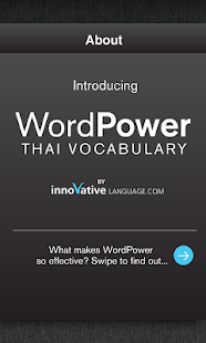 Learn Thai WordPower- screenshot thumbnail