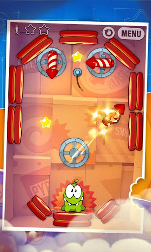 Cut the Rope: Experiments Android