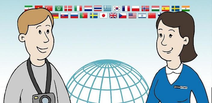 Руссо Туристо - разговорник для Android с озвучкой