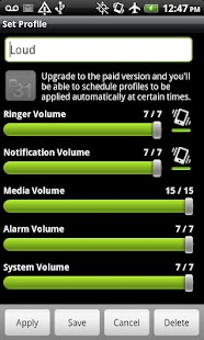 Volume Manager Free - screenshot thumbnail