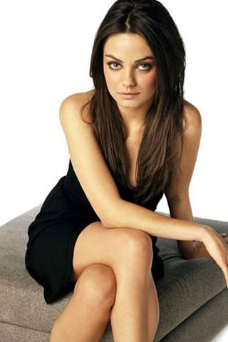 Mila Kunis Wallpaper - screenshot