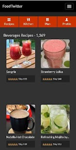 Drinks & Smoothies allrecipes - screenshot thumbnail