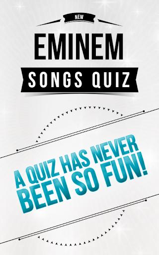 Eminem - Songs Quiz