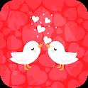 Valentine's Love Cards icon