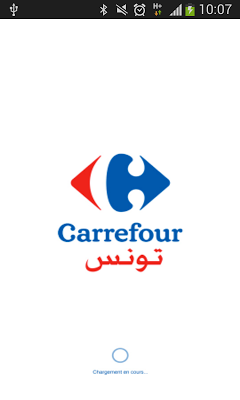 Carrefour Tunisia - screenshot