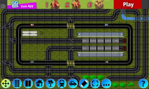 Train Tracks Lite  screenshots 2