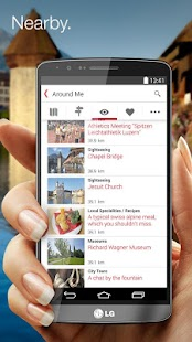 City Guide Luzern - screenshot thumbnail